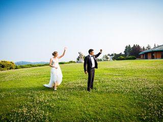 Le nozze di Emanuela e Jonnes