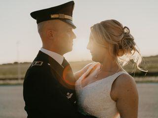 Le nozze di Chantal e Marino