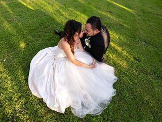 Le nozze di Sharon  e Luigi