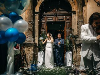 Le nozze di Santina e Mario