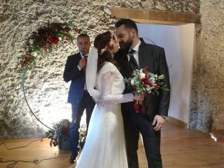 Le nozze di Mary Carmen e Vincenzo
