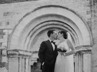 Le nozze di Corrado e Marina