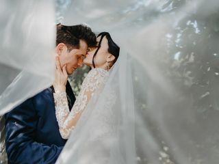 Le nozze di Giuseppe e Martina