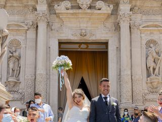 Le nozze di Vanessa e Luciano 1