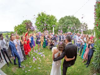 Le nozze di Katia e Enrico