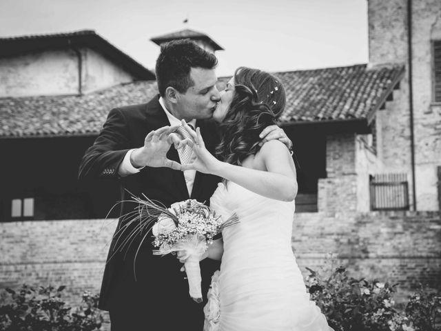 le nozze di Filippo e Alessandra