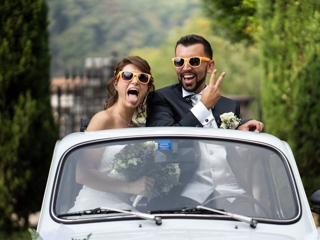 Le nozze di Deborah e Roberto