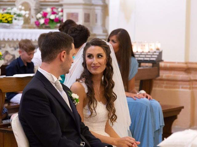 Il matrimonio di Lorenzo e Silvia a Montegrotto Terme, Padova 10