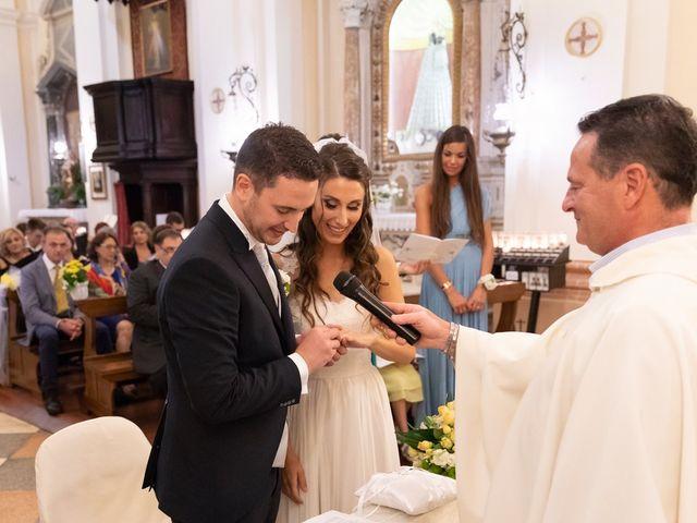 Il matrimonio di Lorenzo e Silvia a Montegrotto Terme, Padova 12