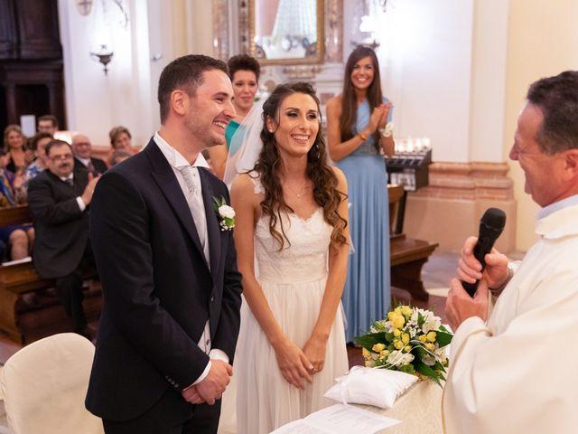 Il matrimonio di Lorenzo e Silvia a Montegrotto Terme, Padova 16