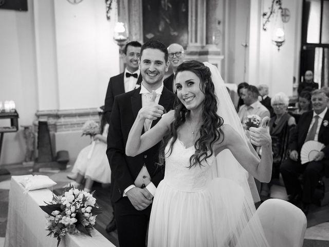 Il matrimonio di Lorenzo e Silvia a Montegrotto Terme, Padova 17