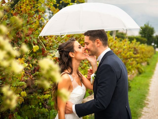 Il matrimonio di Lorenzo e Silvia a Montegrotto Terme, Padova 27
