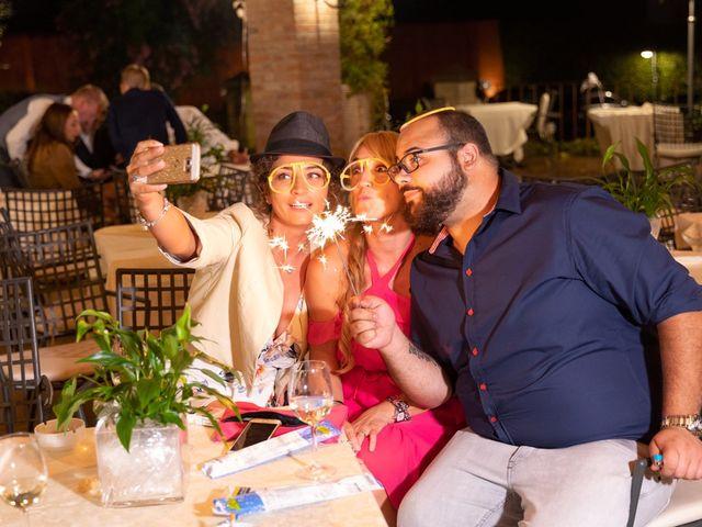 Il matrimonio di Lorenzo e Silvia a Montegrotto Terme, Padova 30
