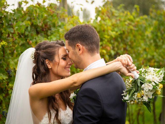 Il matrimonio di Lorenzo e Silvia a Montegrotto Terme, Padova 25