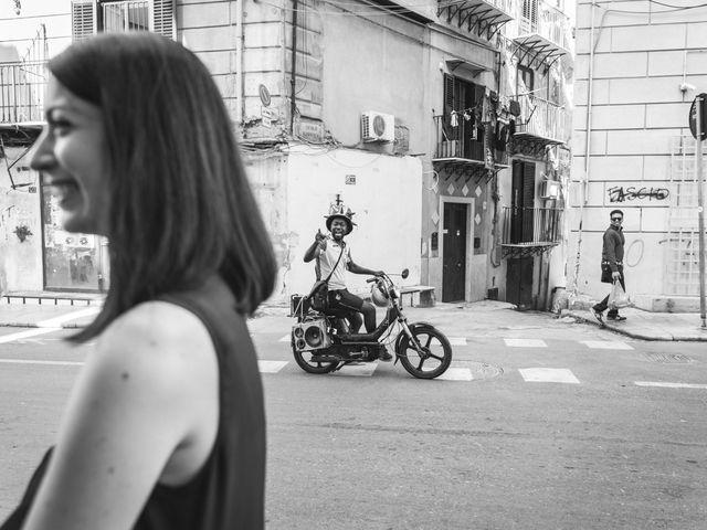 Il matrimonio di Danilo e Francesca a Palermo, Palermo 29