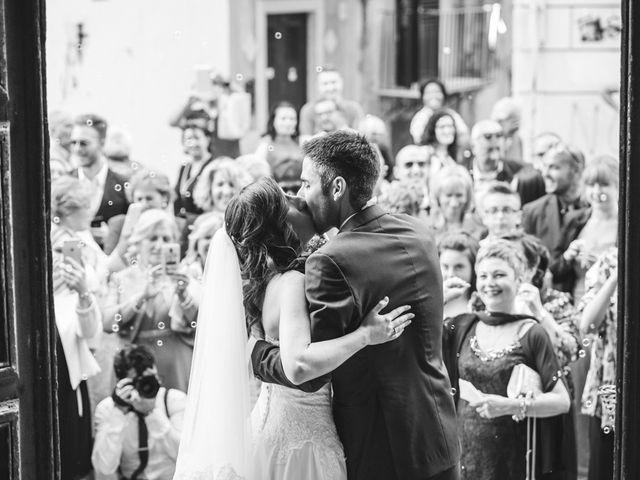 le nozze di Francesca e Danilo