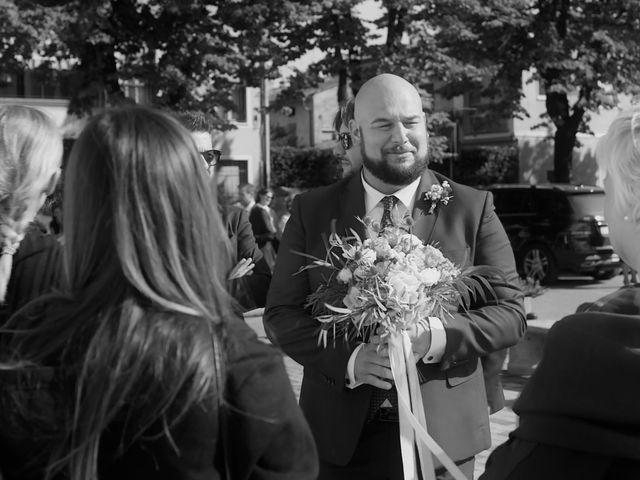 Il matrimonio di Gianluca e Nadia a Leno, Brescia 12