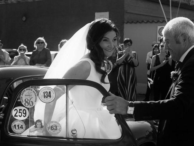Il matrimonio di Gianluca e Nadia a Leno, Brescia 13