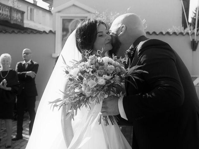Il matrimonio di Gianluca e Nadia a Leno, Brescia 14