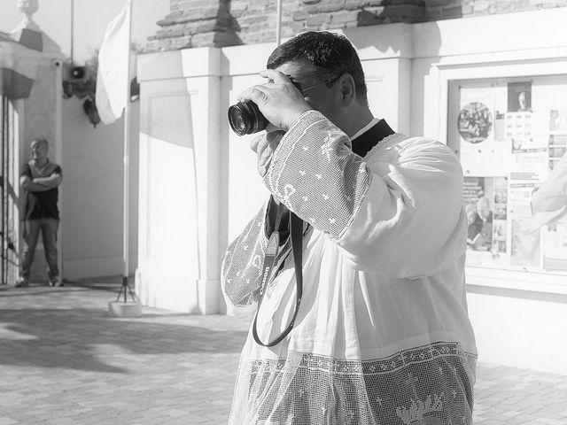 Il matrimonio di Gianluca e Nadia a Leno, Brescia 15