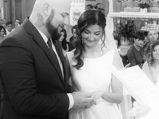 Il matrimonio di Gianluca e Nadia a Leno, Brescia 17
