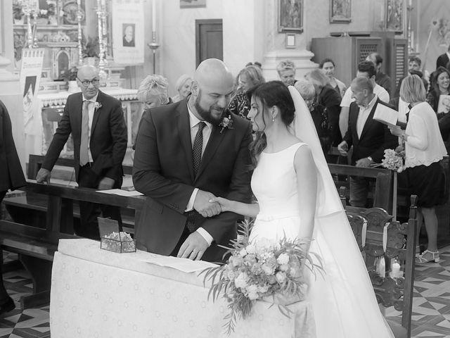 Il matrimonio di Gianluca e Nadia a Leno, Brescia 18