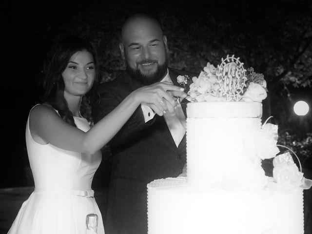 Il matrimonio di Gianluca e Nadia a Leno, Brescia 23