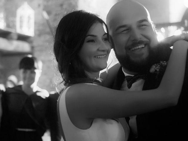 Le nozze di Nadia e Gianluca