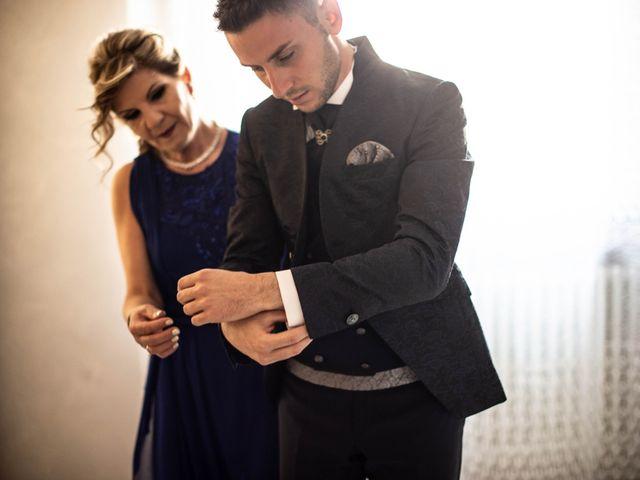 Il matrimonio di Giampiero e Sara a Urgnano, Bergamo 13