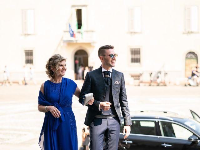Il matrimonio di Giampiero e Sara a Urgnano, Bergamo 16