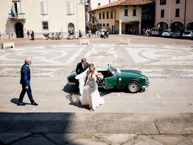 Il matrimonio di Giampiero e Sara a Urgnano, Bergamo 19