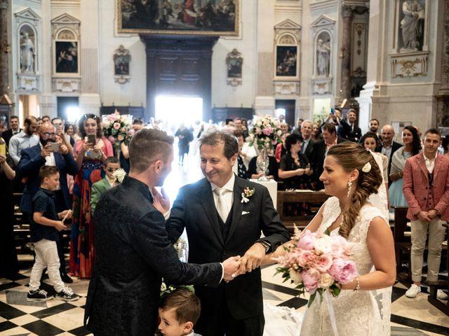 Il matrimonio di Giampiero e Sara a Urgnano, Bergamo 21