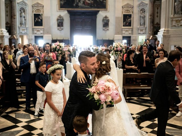 Il matrimonio di Giampiero e Sara a Urgnano, Bergamo 22