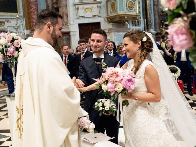 Il matrimonio di Giampiero e Sara a Urgnano, Bergamo 23