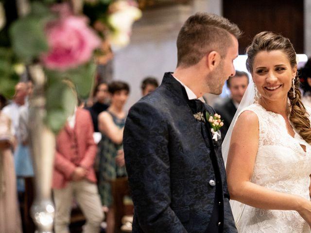 Il matrimonio di Giampiero e Sara a Urgnano, Bergamo 24
