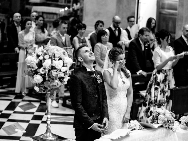 Il matrimonio di Giampiero e Sara a Urgnano, Bergamo 25