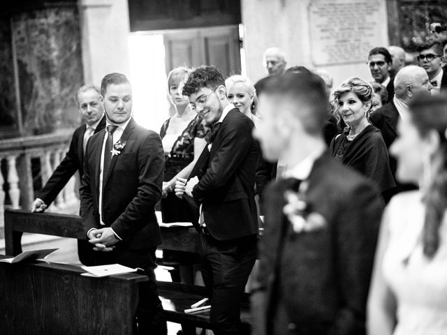 Il matrimonio di Giampiero e Sara a Urgnano, Bergamo 26