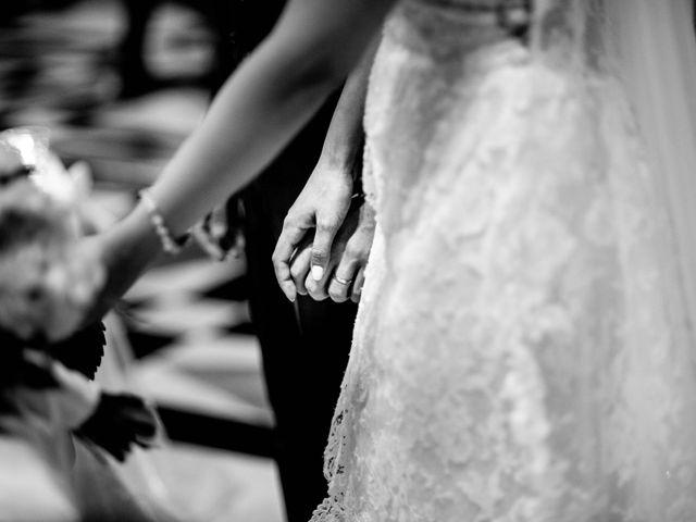 Il matrimonio di Giampiero e Sara a Urgnano, Bergamo 28
