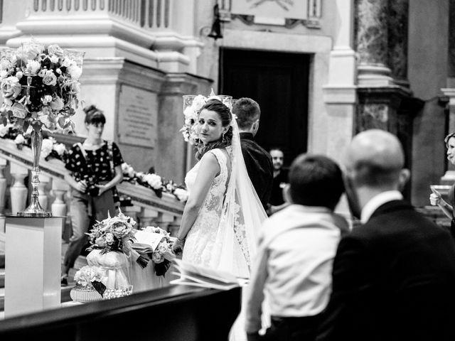 Il matrimonio di Giampiero e Sara a Urgnano, Bergamo 29