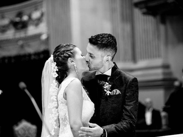 Il matrimonio di Giampiero e Sara a Urgnano, Bergamo 30
