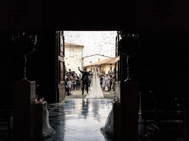 Il matrimonio di Giampiero e Sara a Urgnano, Bergamo 33