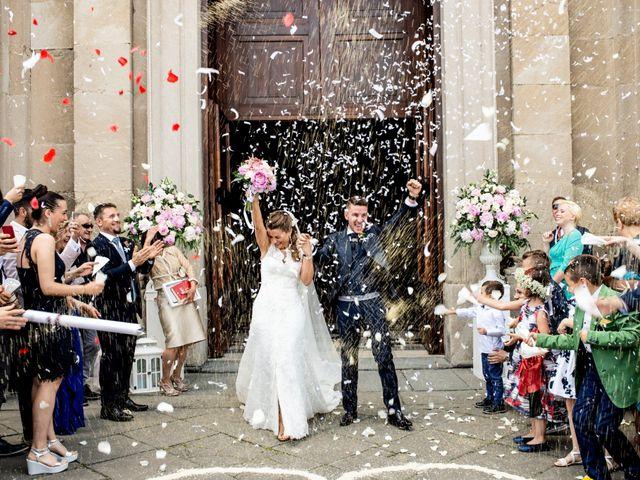 Il matrimonio di Giampiero e Sara a Urgnano, Bergamo 34