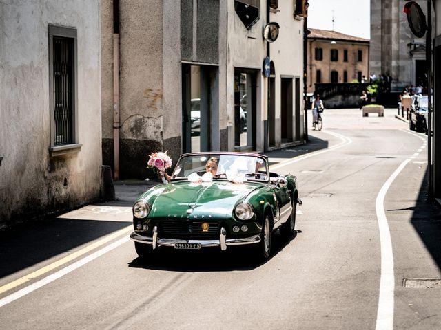 Il matrimonio di Giampiero e Sara a Urgnano, Bergamo 36
