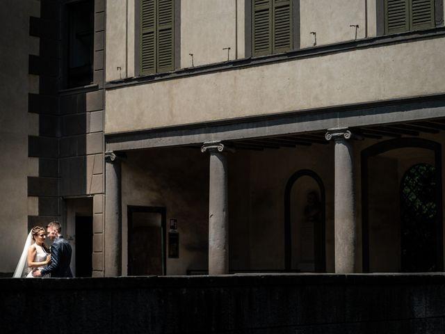 Il matrimonio di Giampiero e Sara a Urgnano, Bergamo 38