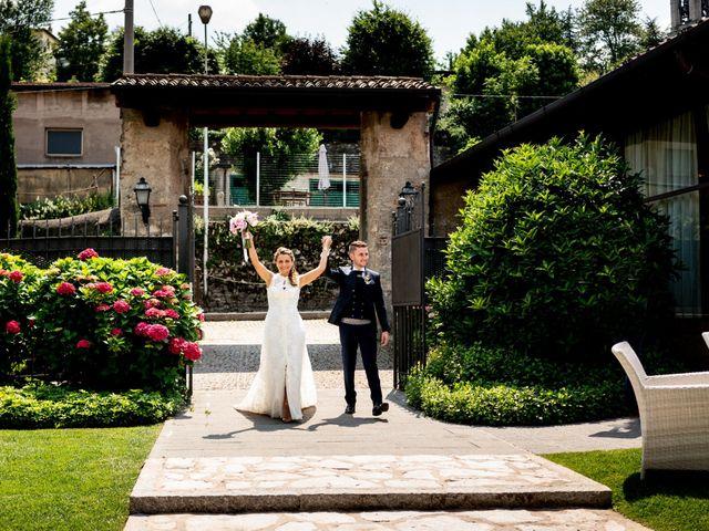 Il matrimonio di Giampiero e Sara a Urgnano, Bergamo 40