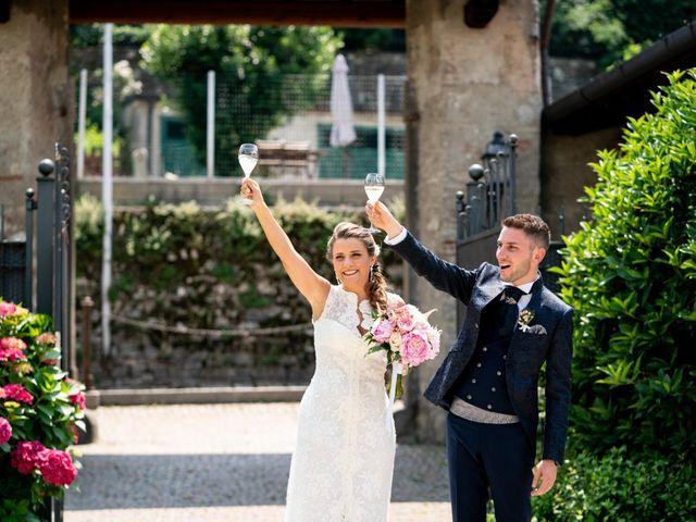 Il matrimonio di Giampiero e Sara a Urgnano, Bergamo 41
