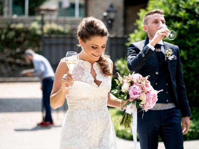 Il matrimonio di Giampiero e Sara a Urgnano, Bergamo 42