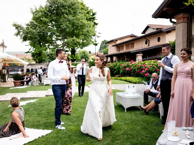 Il matrimonio di Giampiero e Sara a Urgnano, Bergamo 44