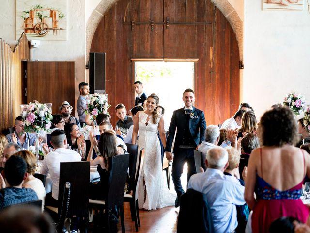 Il matrimonio di Giampiero e Sara a Urgnano, Bergamo 46