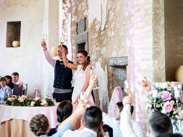 Il matrimonio di Giampiero e Sara a Urgnano, Bergamo 47